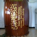 Jual Bedug Masjid Murah Berkualitas 50cm X 80cm