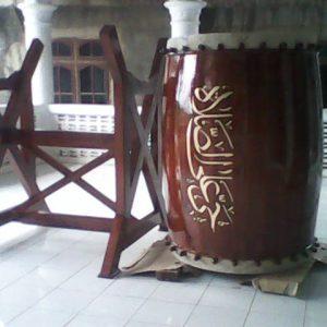 Bedug Murah Masjid Berkualitas Berukuran 170cm X 230cm